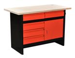 TOPGAR Stół warsztatowy mały (wymiary: 120x60x84cm) 19877541