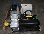 Tretos 22875629 Elektryczna wciągarka linowa (siła uciągu: 650/535 kg, długość liny: 55m, moc: 2,2kW 400V)