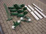 WOJAGO Listwa do pracy na torowiskach (segmenty skrajne od 50 do 97 cm, segment środkowy od 75 do 147 cm) 20977582