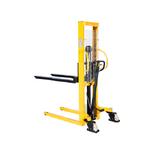 Wózek hydrauliczny podnośnikowy ręczny (udźwig: 1000 kg, wysokość podnoszenia: 1600 mm) 85078923