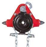 Wózek jednobelkowy z napędem ręcznym (wysokość podnoszenia: 3m, szerokość stopy belki: 58-113mm, udźwig: 1,6 T) 22076968