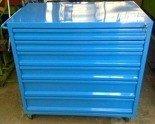 Wózek narzędziowy, 6 szuflad (wymiary: 1000x1000x600 mm) 77157360