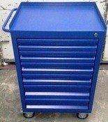 Wózek narzędziowy, 6 szuflad (wymiary: 1000x800x500 mm) 77157361