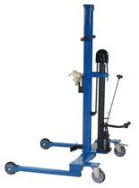Wózek podnośnikowy ręczny do beczek GermanTech (udźwig: 300 kg) 99724855