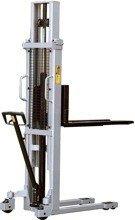 Wózek podnośnikowy ręczny (maszt podwójny, udźwig: 1000 kg) 310505