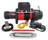 Wyciągarka XTR 15000lbs [6810kg] z liną syntetyczną 12V (lina: 12mm 25m) 81877822