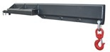 2903609 Wysięgnik z hakiem na widły (udźwig: 1500 kg, wysięg: 500mm)