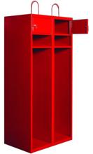 99552370 Szafa strażacka, 2 drzwiczki (wymiary: 1950x800x550 mm)