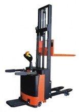 DOSTAWA GRATIS! 00568974 Wózek podnośnikowy elektryczny (udźwig: 1000 kg, długość wideł: 1150mm, wysokość podnoszenia: 3110 mm)