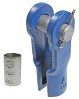 DOSTAWA GRATIS! 33948527 Złącze klinowe zalewane FCS 40 (udźwig: 8 T, średnica liny: 16-19 mm)