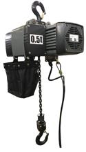 DOSTAWA GRATIS! 33961596 Wciągnik łańcuchowy elektryczny ENW 0,25 (udźwig: 0,25 T, wysokość podnoszenia: 3 m)