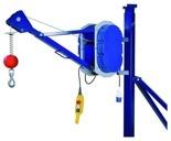 DOSTAWA GRATIS! 37515643 Wciągarka linowa budowlana (udźwig: 300 kg, długość liny: 30m)