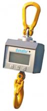 DOSTAWA GRATIS! 44930017 Waga hakowa /dynamomentr ze stałą szaklą i hakiem z zabezpieczeniem Tractel® Dynafor™ MWX (udźwig: 1 T)