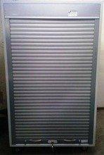 DOSTAWA GRATIS! 77157095 Szafa biurowa z żaluzją aluminiową, 4 przestawiane półki (wymiary: 2000x1200x460 mm)