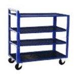 DOSTAWA GRATIS! 77170819 Wózek montażowy, 4 półki (wymiary: 800x420x900 mm)