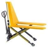 DOSTAWA GRATIS! 85068237 Wózek paletowy wysokiego podnoszenia (udźwig: 1000 kg, wysokość podnoszenia: 800 mm)