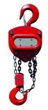 DOSTAWA GRATIS! 9588148 Wciągnik łańcuchowy stacjonarny (udźwig: 1,0 T)