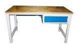 Stół warsztatowy, 1 szuflada (wymiary: 1500x750x900 mm) 77156901