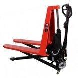 Wózek nożycowy elektryczny (udźwig: 1000 kg, wysokość podnoszenia: 800 mm, długość wideł: 1190 mm) 03076050