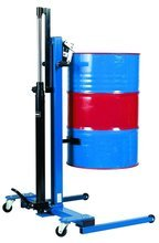 Wózek podnośnikowy ręczny do beczek GermanTech (udźwig: 300 kg) 99724854