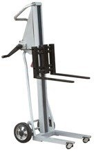 Wózek podnośnikowy z wyciągarką (udźwig: 120 kg) 310498
