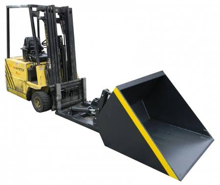 Szufla hydrauliczna na widły (pojemność łyżki: 1,5 m³, szerokość łyżki: 1500 mm) 29076514