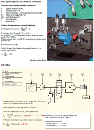DOSTAWA GRATIS! 01538886 Silnik hydrauliczny tłoczkowy Hydro Leduc (objętość robocza: 5 cm³, maksymalna prędkość ciągła: 8000 min-1 /obr/min)