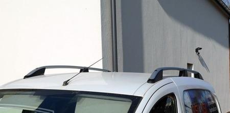 DOSTAWA GRATIS! 01672154 Relingi dachowe do Volkswagen Caddy Maxi ALU long