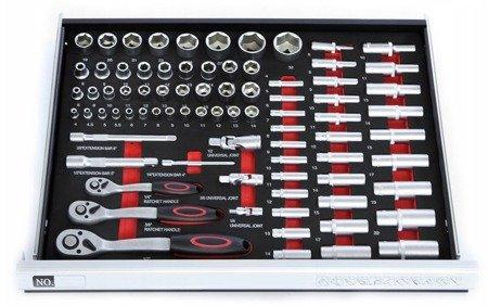 DOSTAWA GRATIS! 04869976 Wózek, szafka serwisowa z narzędziami, 6 szuflad