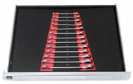 DOSTAWA GRATIS! 04869978 Wózek, szafka serwisowa z narzędziami, 7 szuflad