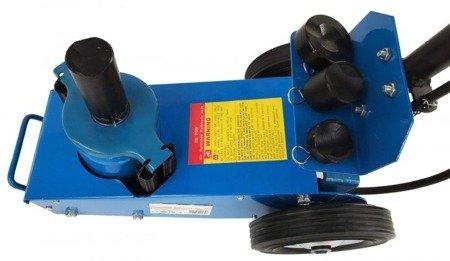 DOSTAWA GRATIS! 16070006 Podnośnik hydrauliczno pneumatyczny (udźwig: 22 T)