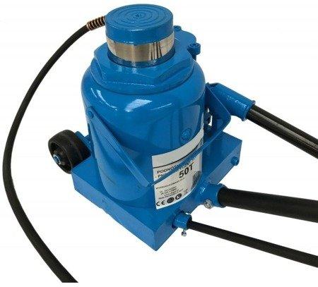 DOSTAWA GRATIS! 16070007 Podnośnik hydrauliczno-pneumatyczny słupkowy (udźwig: 50 T)