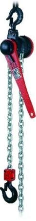 DOSTAWA GRATIS! 2202537 Wciągnik łańcuchowy dźwigniowy, rukcug z łańcuchem ogniwowym Z310/0.5t (wysokość podnoszenia: 2,5m, udźwig: 0,5 T)