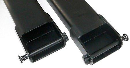 DOSTAWA GRATIS! 29016474 Przedłużki wideł udźwig 2500kg (1900mm)