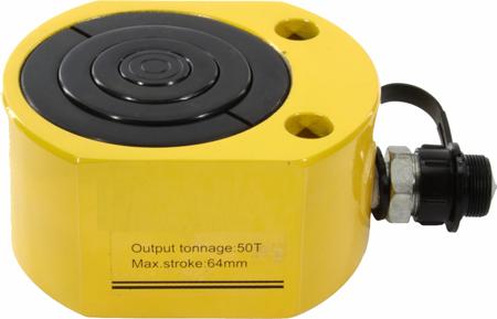 DOSTAWA GRATIS! 55872700 Uniwersalny cylinder hydrauliczny (udźwig: 50 T, skok: 64 mm)
