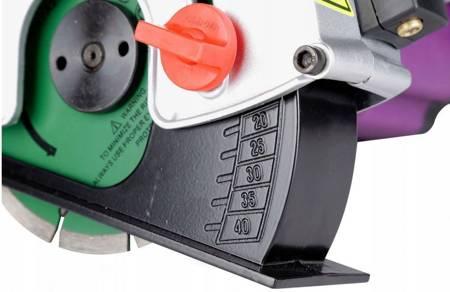 LETA Bruzdownica elektryczna (średnica tarczy: 150mm, moc: 3100W) 21777657