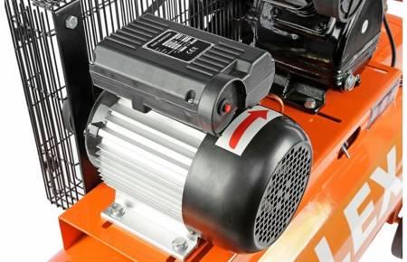 LETA Kompresor sprężarka olejowa (ciśnienie robocze: 8 Bar, pojemność zbiornika: 150 litrów, moc kW: 3,8kW) 21777668