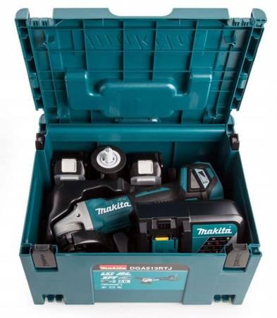 MAKET Akumulatorowa szlifierka kątowa (średnica tarczy: 125 mm) 21878004