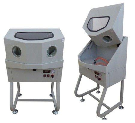 Myjka z podgrzewaniem plynu warsztatowa kabinowa (pojemność wanny na płyn: 8-14L) 00076215