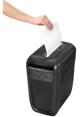 Niszada Niszczarka do papieru biurowa (kosz: 22 L, szerokość wejścia 230 mm) 15176480