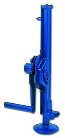 Podnośnik mechaniczny korbowy - zwiększenie komfortu pracy w wersji korby z grzechotką (udźwig: 5 T) 22077062