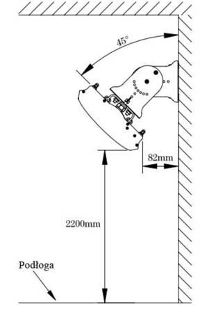 Promiennik (moc: 1800 W) 15977018