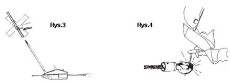 Przeciągarka linowa, rukcug ręczna z lina (udźwig:  0,8 T, długość liny: 20m) 03076129