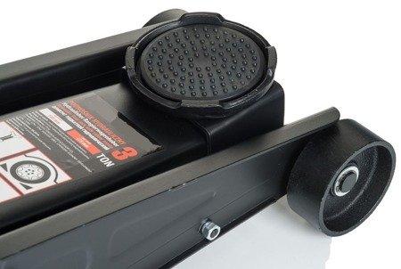 Suprodo Podnośnik hydrauliczny żaba (udźwig: 3 T, wysokość min/max: 145/475 mm) 08975961