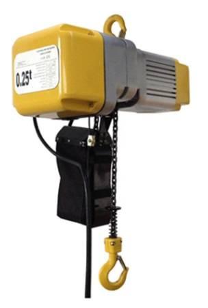 Wciągarka bramowa skręcana miproCrane DELTA 300, wciągnik łańcuchowy elektryczny zintegrowany z wózkiem elektrycznym + kaseta sterująca (udźwig: 5000 kg, wysięg: 3718 mm, wysokość podnoszenia: 2170 mm) 33977981