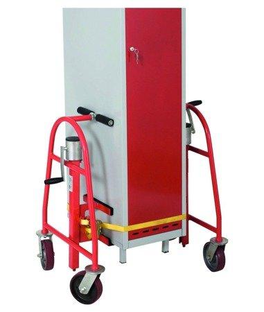 Wózek do transportu maszyn, mebli GermanTech (udźwig: 600 kg) 99724838