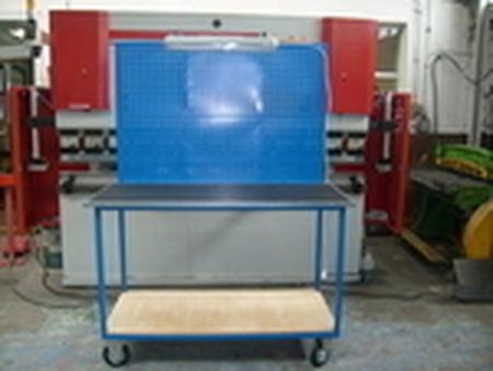 Wózek montażowy z nadbudową (wymiary: 1500x700x1000 mm) 77157332