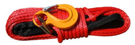 Wyciągarka Escape EVO 12000 lbs [5443 kg] Dual Speed z liną syntetyczną 12V (lina: 10 mm czerwona dyneema 25m 10400kg +hak) 81877731