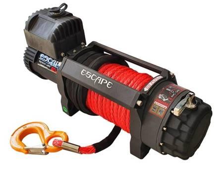 Wyciągarka Escape EVO 15000 lbs [6810 kg] IP68 z liną syntetyczną 12V (lina: 10mm 28m) 81877779