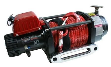 Wyciągarka Escape EVO 17500 lbs [7938kg] z liną syntetyczną 12V (lina: 14mm 25m) 81877795